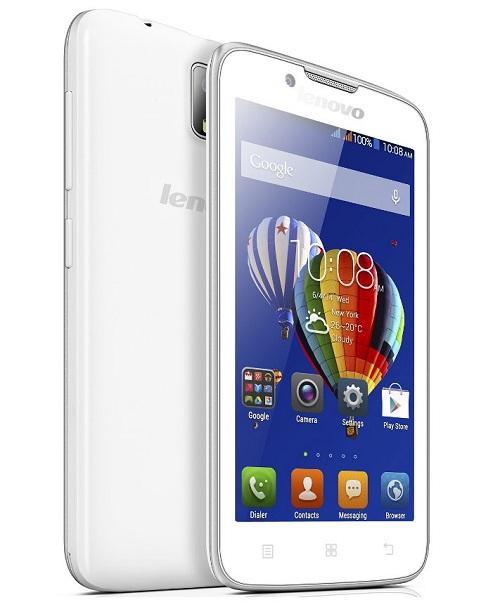 Lenovo tung smartphone lõi tứ, chạy Android KitKat giá chỉ 2