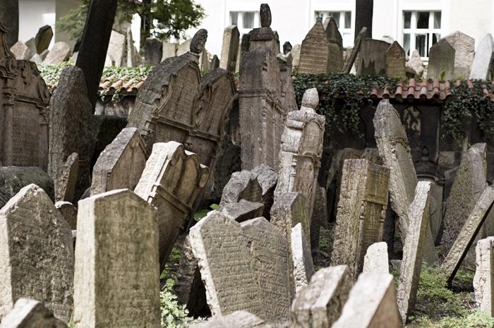 Nghĩa trang Do Thái tại Prague