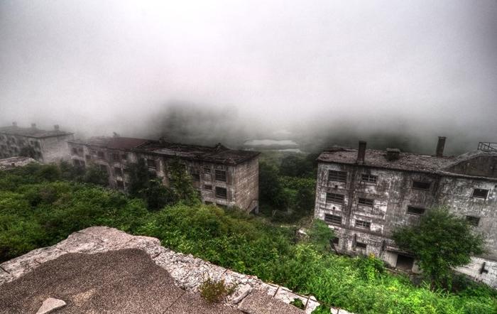 Mỏ hoang Matsuo