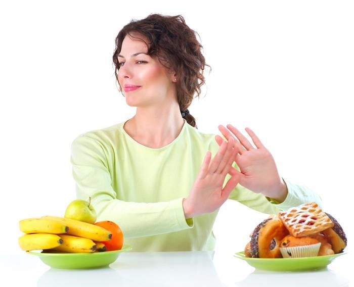Giảm cân không có nghĩa là bỏ hoàn toàn món ăn yêu thích