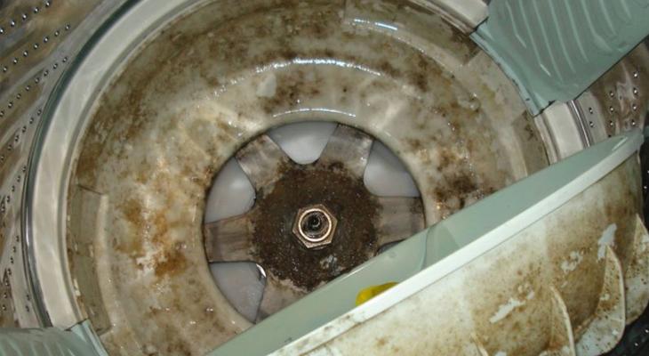 Tại sao phải vệ sinh máy giặt
