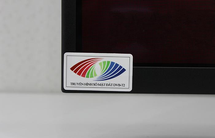 Logo DVB- T2