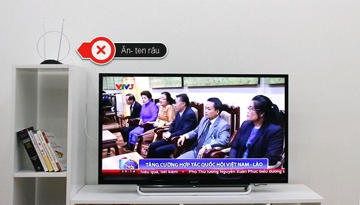 Sử dụng DVB- T2 có thể xem ít nhất 15 kênh KTS
