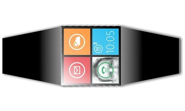 Bằng chứng xác thực nhất về smartwatch của Microsoft