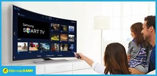 Cách kết nối mạng trên Internet tivi Samsung cơ bản