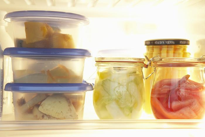 Use the box and box thủy tinh đựng thức ăn