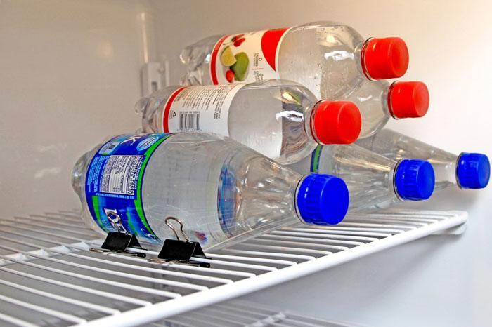 Tủ lạnh chứa nhiều nước sẽ làm việc hiệu quả hơn