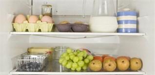 Mẹo tiết kiệm điện hiệu quả cho tủ lạnh, bà nội trợ nào cũng nên biết