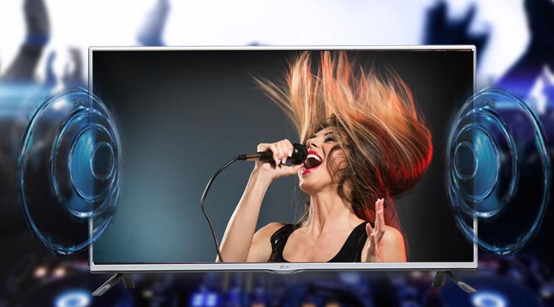 Công nghệ Dolby Digital mang đến những cung bậc âm thanh trầm du dương