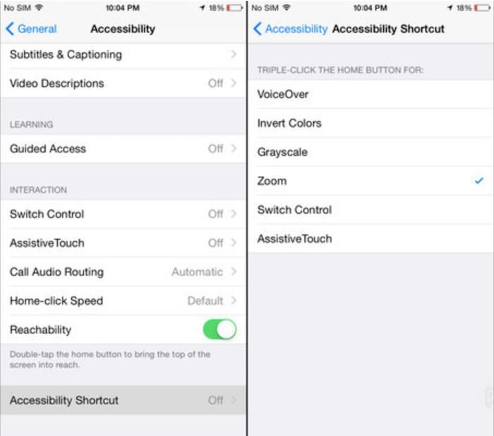 Chỉnh nhanh độ sáng màn hình iPhone bằng cách bấm nút Home