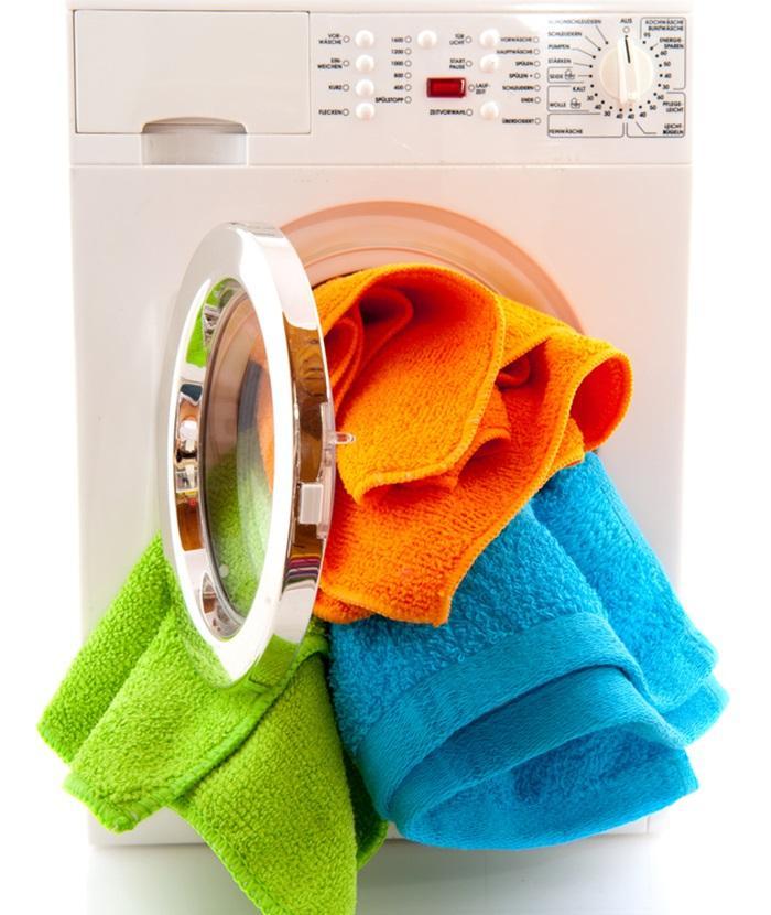 Đừng quá tải máy giặt