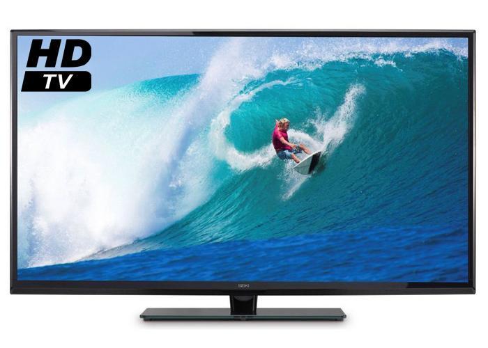 Chất lượng HD được thể hiện tốt nhất ở màn hình dưới 60 inch