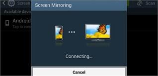 Các kết nối trên tivi Samsung