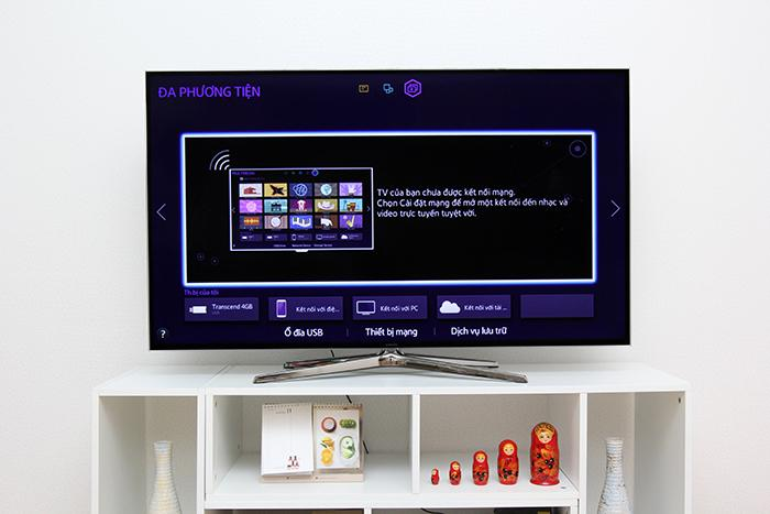 Smart TV, Internet TV và DVB-T2 Samsung-2