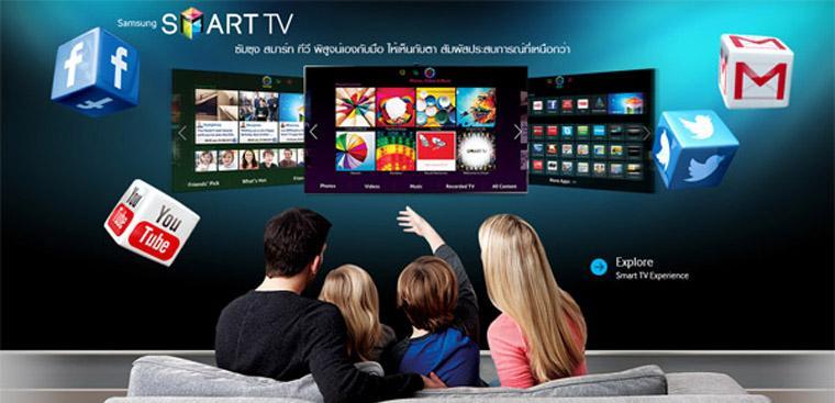 Những giao diện tivi thông minh cơ bản nhất hiện nay (Phần 1)