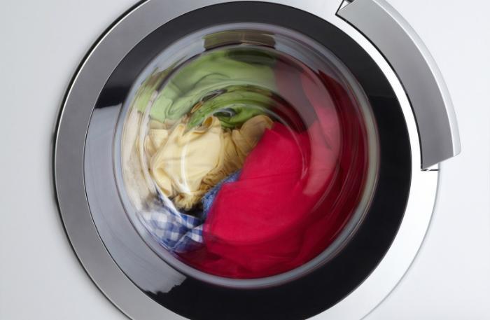 Máy giặt phù hợp với đồ len