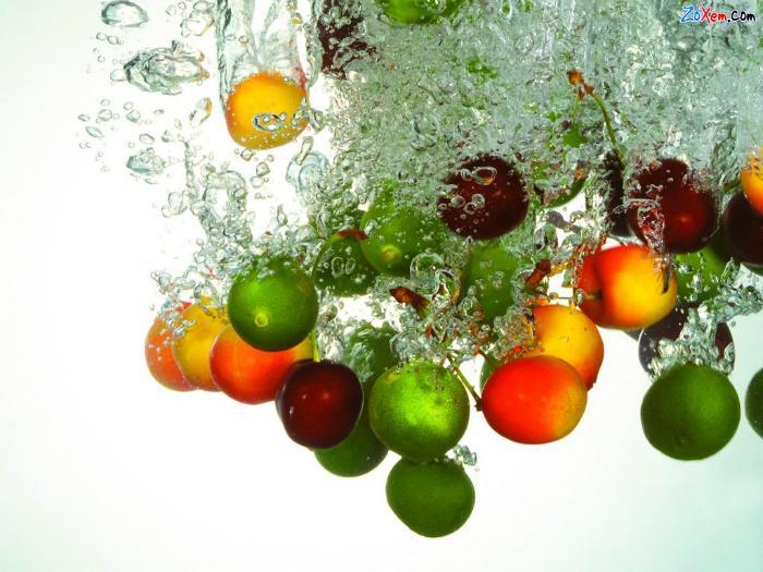 Sử dụng nguyên liệu thích hợp để món nước ép thêm ngon