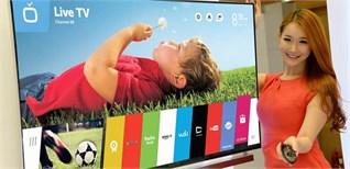 Cách vào mạng trên Smart tivi LG 2014 đơn giản dễ thực hiện