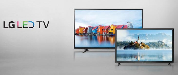 Màn hình LED của tivi LG