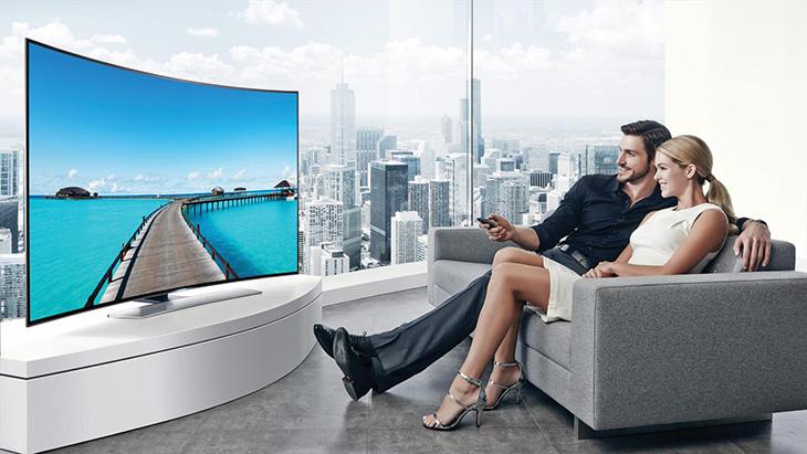 Tính chất màn hình tivi