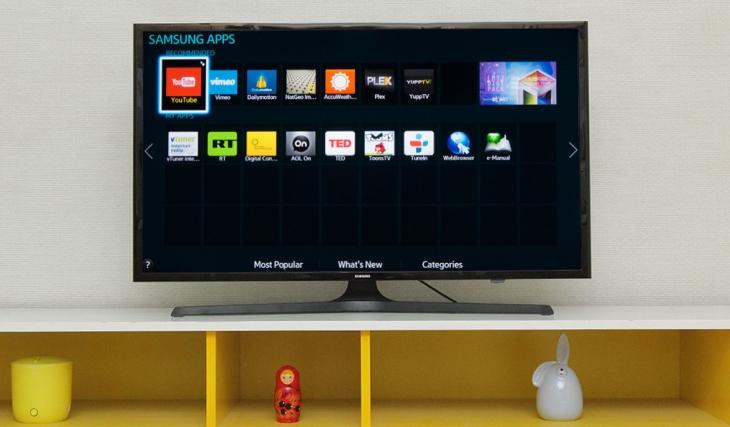 Internet tivi hỗ trợ các tính năng cơ bản cho người dùng