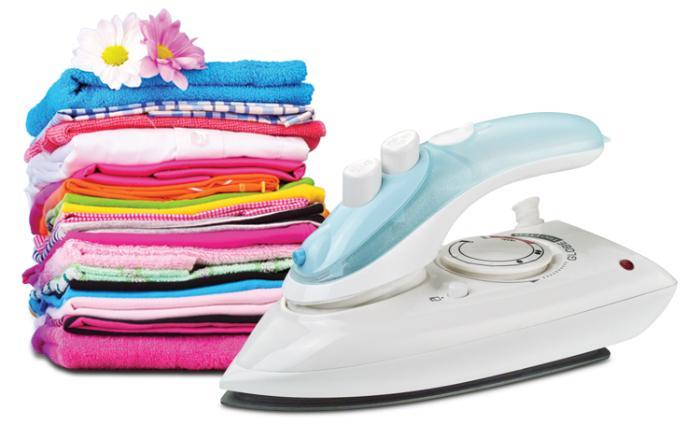 Sử dụng nhiệt độ thích hợp với từng loại vải