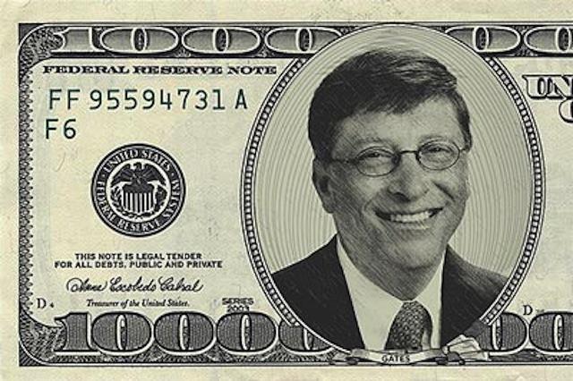 Bill Gates không thể dùng hết tài sản nếu tiêu cả triệu USD mỗi ngày