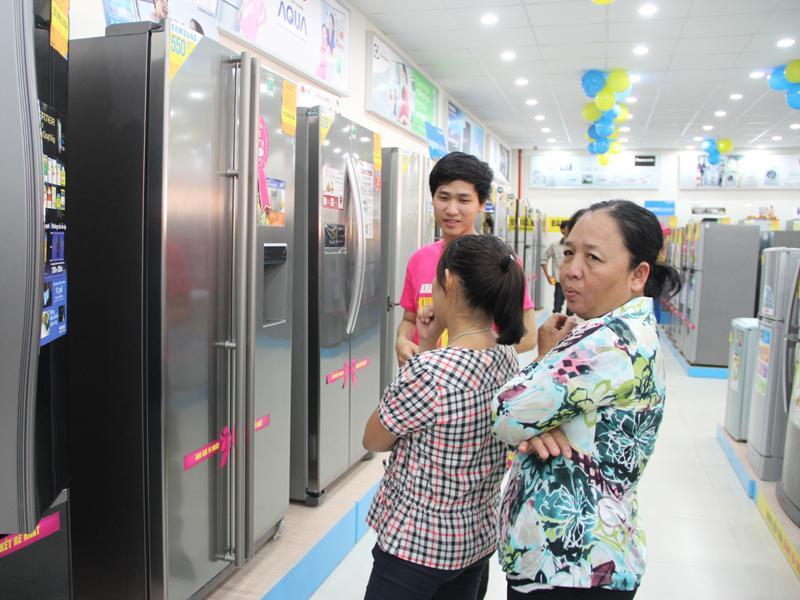 Siêu thị Điện máy XANH Củ Chi Quốc lộ 22 - TP.Hồ Chí Minh