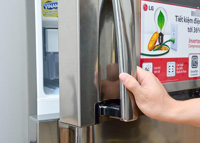 Miếng đệm cửa không chặt sẽ ảnh hưởng tới thức ăn bên trong