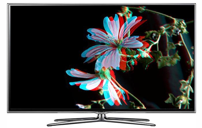 Tivi 3D là loại tivi phát ra cùng lúc 2 khung hình