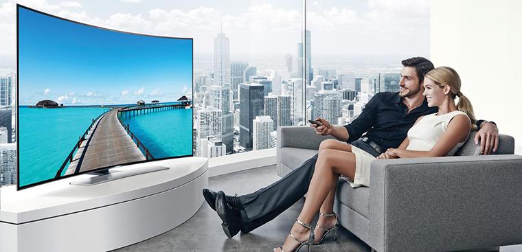 Ưu và nhược điểm của tivi màn hình cong