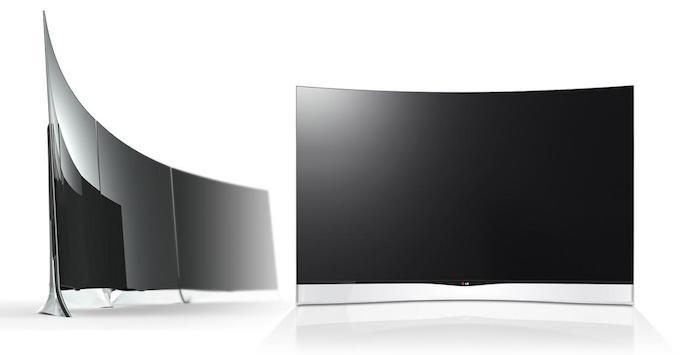 3. Bạn có thể cảm thấy rõ sự phản xạ ánh sáng trên màn hình với tivi cong