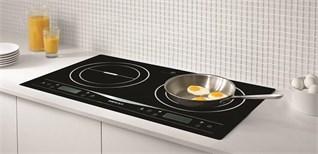 Để việc sử dụng bếp điện từ thêm an toàn và bền lâu
