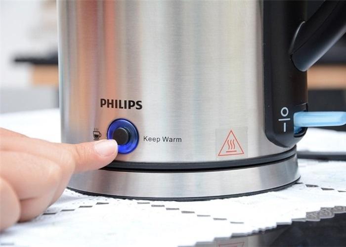 Sử dụng chức năng giữ ấm sẽ tiết kiệm điện hơn