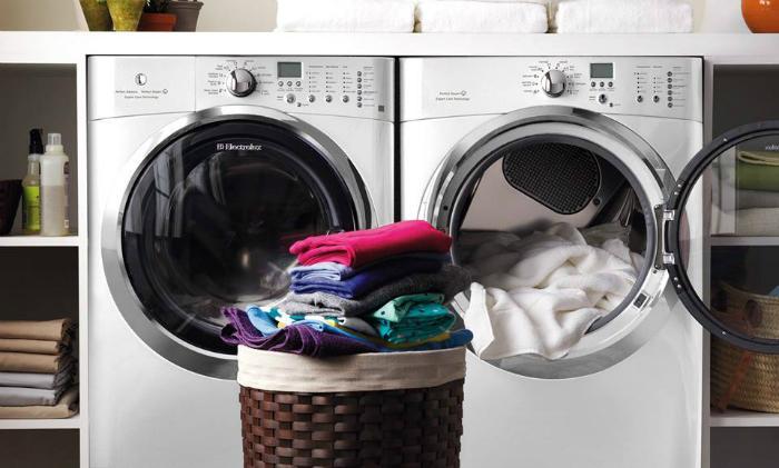 Mua một chiếc máy giặt kèm chức năng sấy sẽ tốt hơn