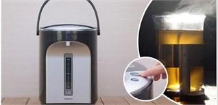 Một vài lưu ý khi sử dụng bình thủy điện