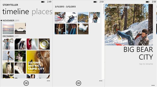 Tải Lumia Storyteller tại đây