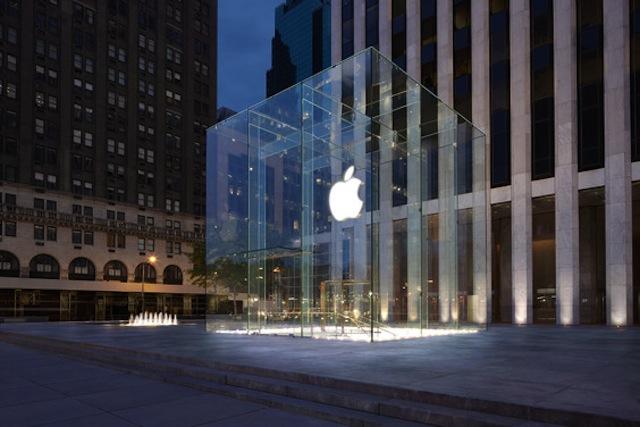Cửa hàng Apple ở Manhattan