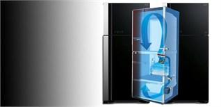 Công nghệ làm lạnh trên tủ lạnh Hitachi