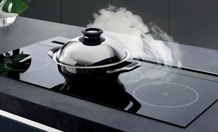 Nồi nấu bếp từ phải có đáy bằng vật liệu có khả năng nhiễm từ