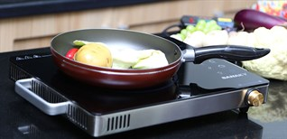 Bếp hồng ngoại dùng nồi gì?