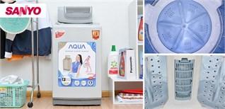 Các công nghệ giặt tiên tiến trên máy giặt AQUA