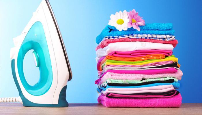 Việc giặt giũ nhẹ nhàng hơn nhiều