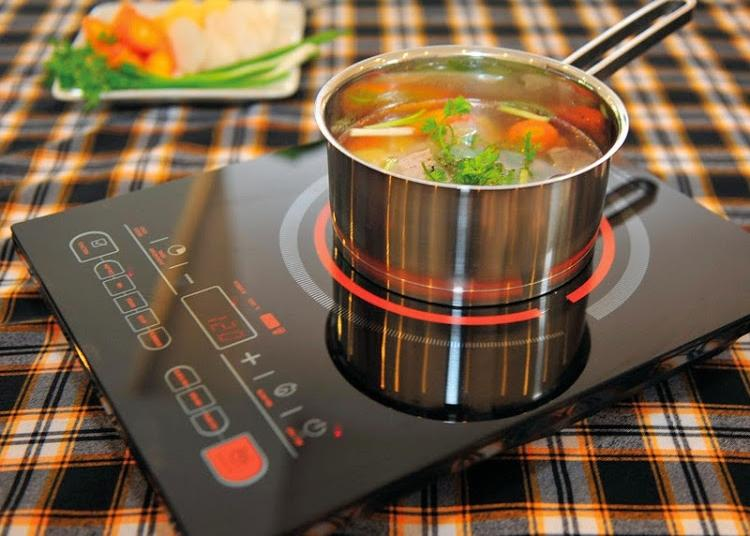 Bếp từ có hại cho sức khỏe không?