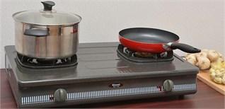 Phân loại các chất liệu đầu đốt của bếp gas