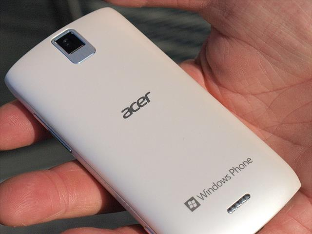Acer chọn điện thoại Windows Phone để tham chiến thị trường di động năm 2015