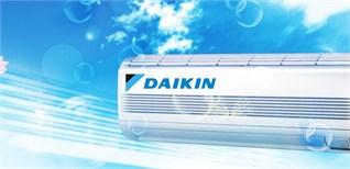 Công nghệ làm lạnh khử mùi trên máy lạnh Daikin