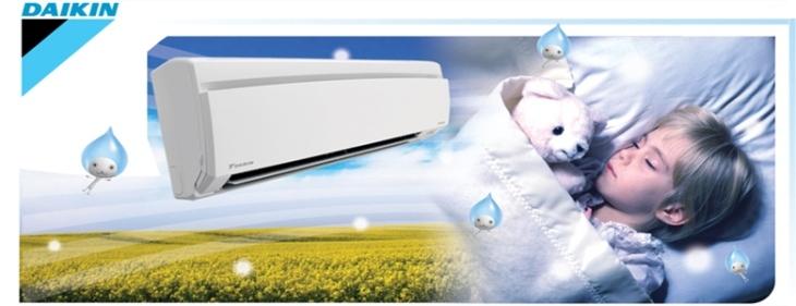Gas R32 hiện nay chỉ được sử dụng trên các máy lạnh Daikin