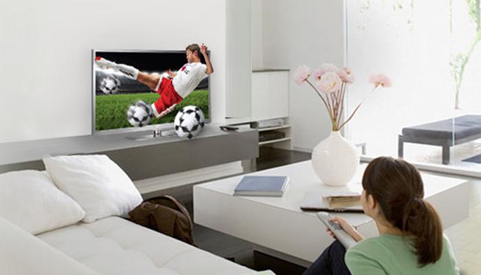 Tivi LG đáp ứng nhiều nhu cầu không gian khác nhau