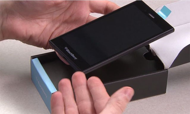 Rò rỉ cấu hình BlackBerry Z20, giá chỉ khoảng 6 5 triệu với